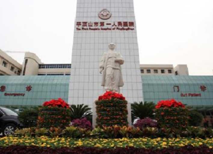 河南省平顶山医院采购全自动微量元素检测仪