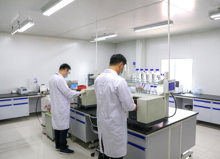 九陆生物试剂研发团队